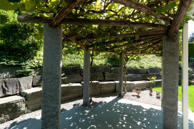 Roman weibel gartenbau referenzen - Gartenhaus kiwi ...
